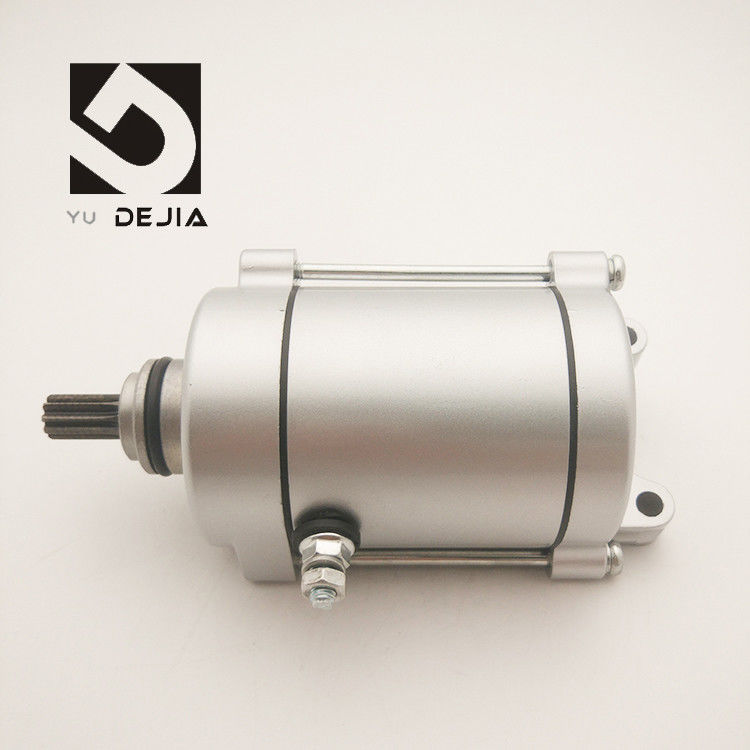 Metal Electric Starter Motorcycle / CG125 Engine Motorcycle Starter Motor